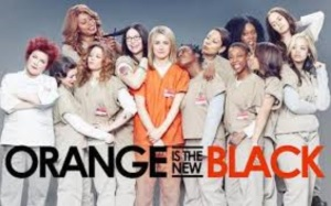 binge watching orange is the new black